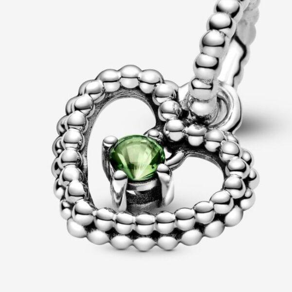 Pandora-Charm-pendente-a-cuore-verde-primavera-decorato-con-sfere-Purely-4