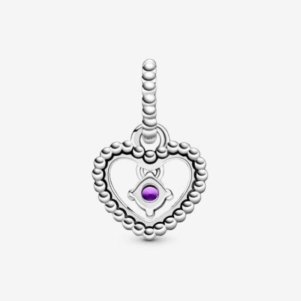 Pandora-Charm-pendente-a-cuore-viola-decorato-con-sfere-Purely-2
