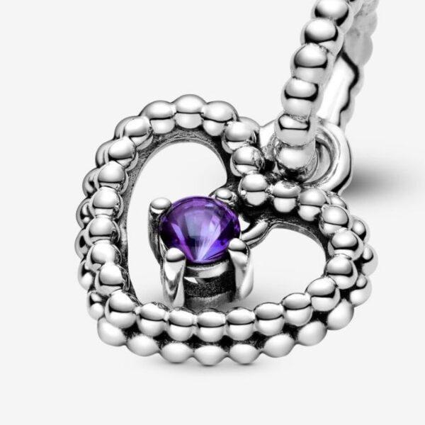 Pandora-Charm-pendente-a-cuore-viola-decorato-con-sfere-Purely-4