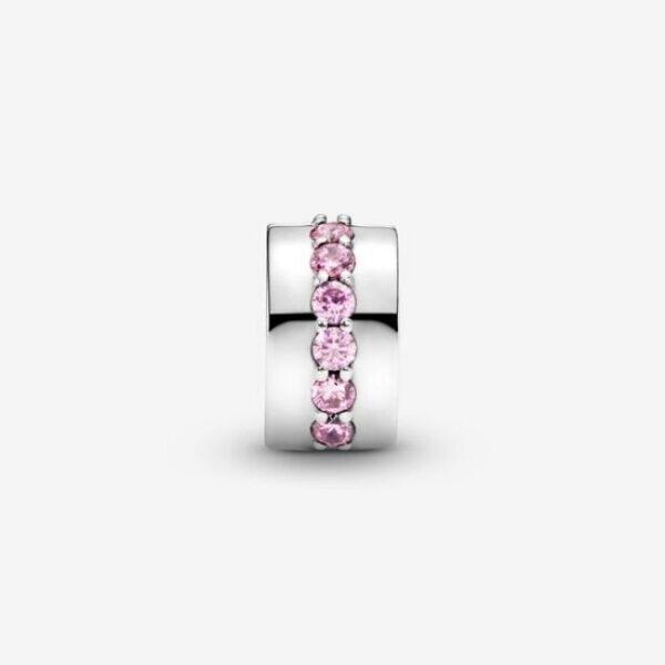 Pandora-Clip-Sentiero-rosa-scintillante-2