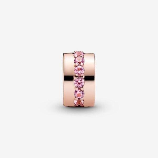 Pandora-Clip-Sentiero-rosa-scintillante-4