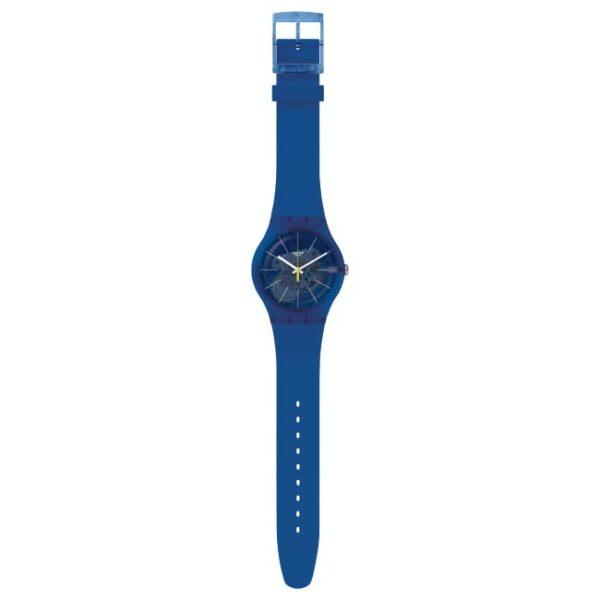 SWATCH - OROLOGIO UOMO BLUE SIRUP