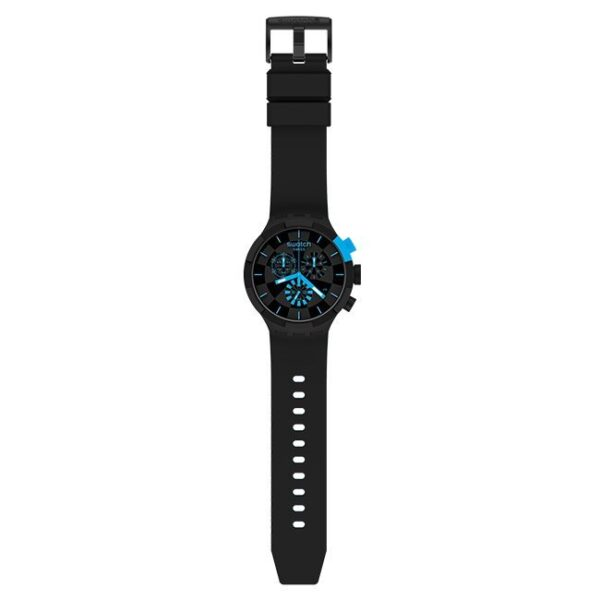 SWATCH - OROLOGIO UOMO CHECKPOINT BLUE