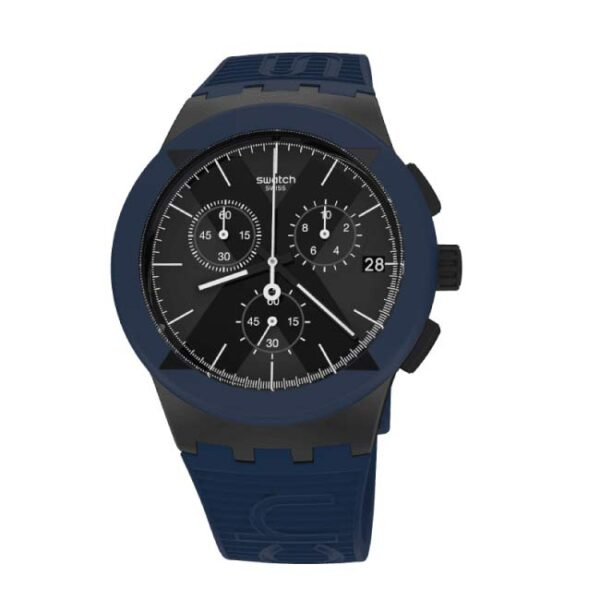 SWATCH - OROLOGIO UOMO X-DISTRICT BLUE