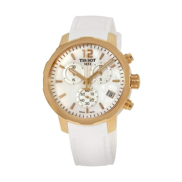 TISSOT - OROLOGIO DONNA Quickster mop