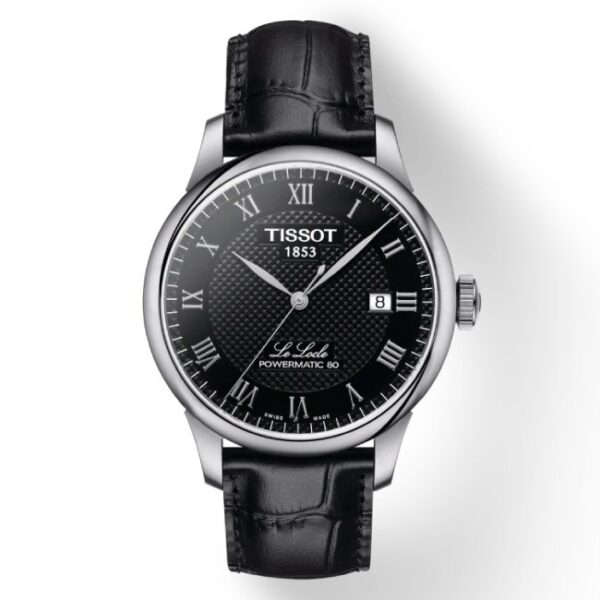 TISSOT - OROLOGIO LE LOCLE POWERMATIC 80