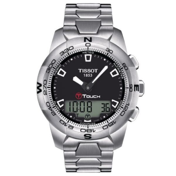 TISSOT - T-TOUCH II STAINLESS STEEL