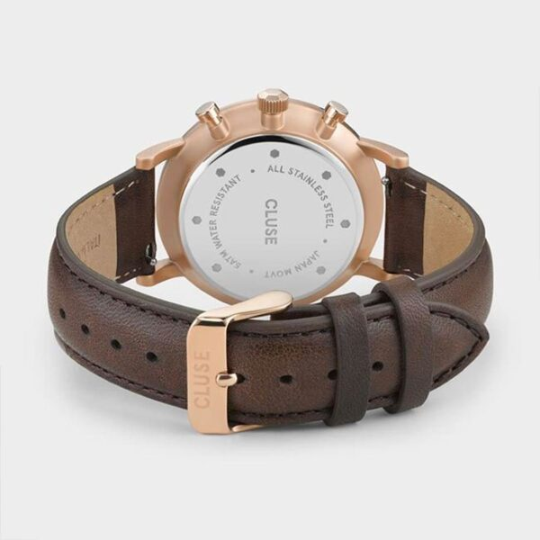 clause-Aravis-Chrono-Leather-Brown