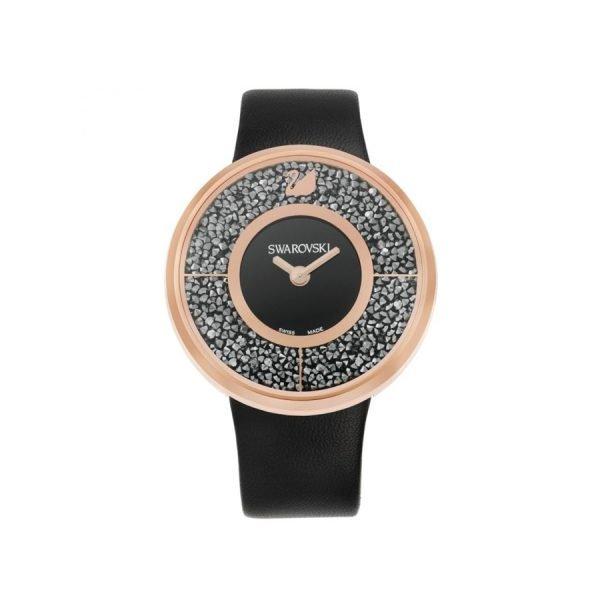 swarovski-orologio-donna-Crystalline Black Rose